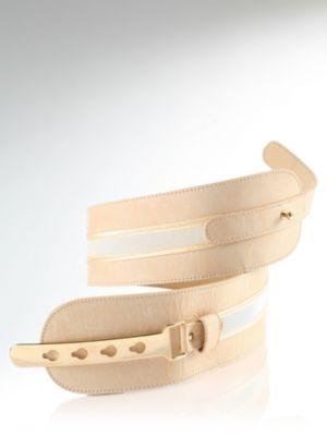 Leather Belt van kantoor artikelen tip.