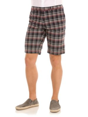 Checked gbym short