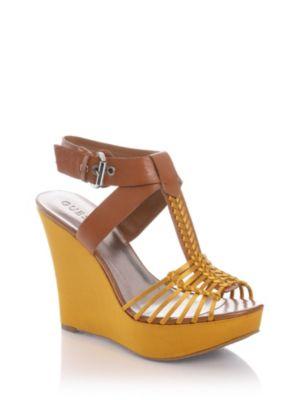 Keilabsatz-Sandalen von Guess