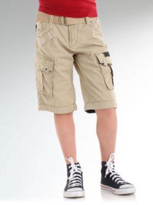 Light Twill Shorts