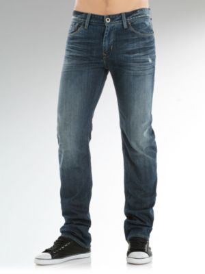 Lincoln Circuit Wash Tribute Denim
