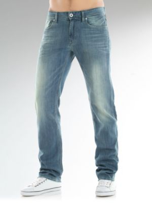 Lincoln Grant Stretch Denim