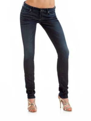 Foxy Skinny Basic Blue Stretch Denim