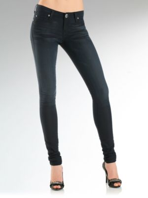 Stretch Versailles Power Skinny Denim van kantoor artikelen tip.