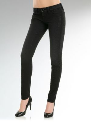 Foxy Skinny Stretch Rocker Denim