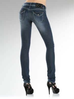 Escondido Skinny Superstretch Light Denim