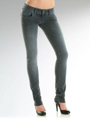 Escondido Skinny Superstretch Drusy Denim