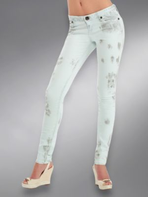 Stretch Power Skinny Denim