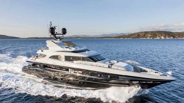 Nameless yacht for sale