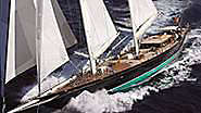 Charter sailing super yacht This is Us in the Balearics