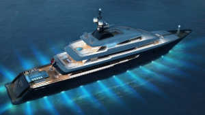 Nauta Yachts 165m superyacht design revealed