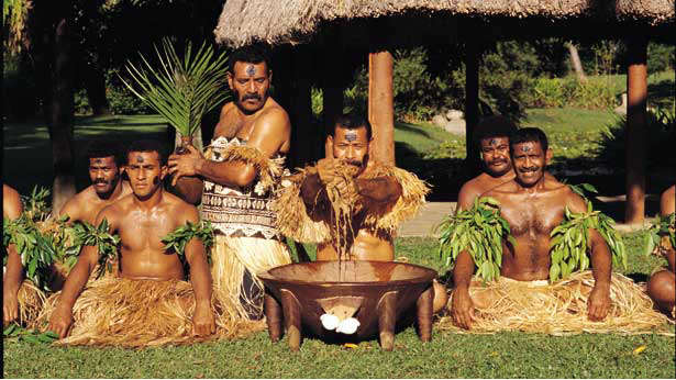 Kava-Ceremony