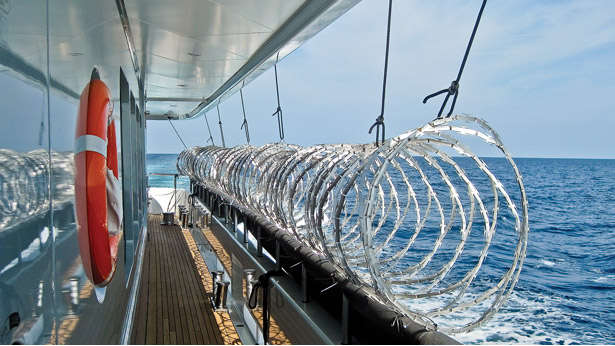 Superyacht Security Is It Necessary Or Desirable To Arm Crew? | Boat International
