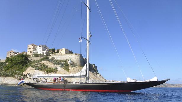 Rainbow yacht for sale