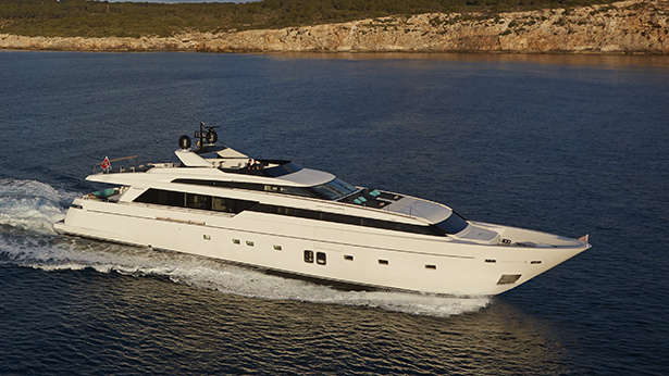 Sanlorenzo SL118 superyacht to make official debut at Cannes boat show