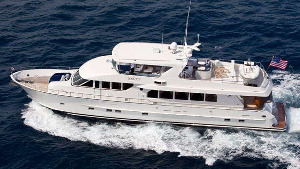 Paragon Motor Yacht Tenacity For Sale At Hmy Yachts Sales