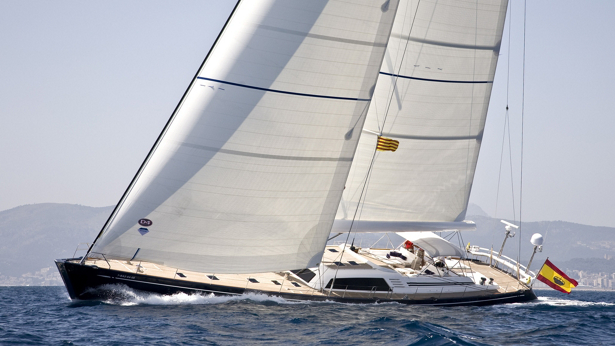 Anemos yacht for sale
