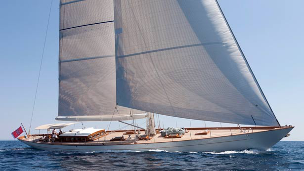 Annagine yacht for sale