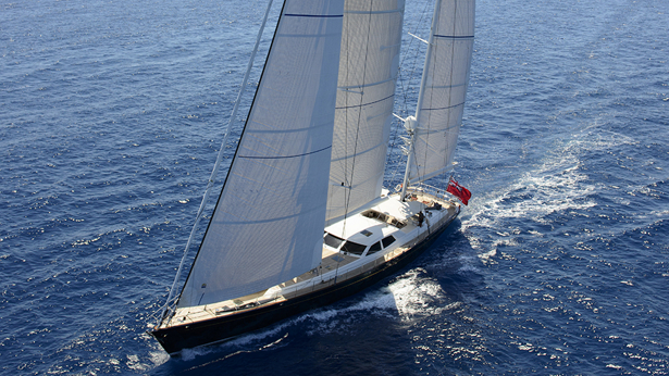 Antares yacht for sale