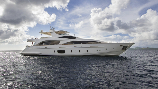 Antonia II yacht for sale