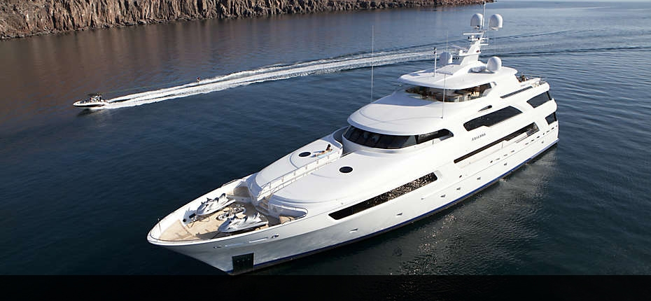 Arianna yacht for charter