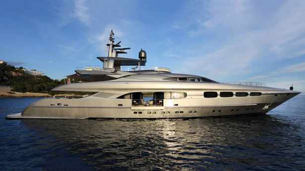 Infinity yacht for sale