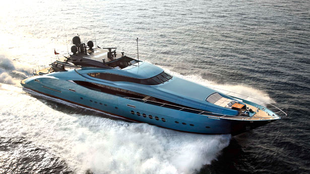 Blue Ice yacht for sale