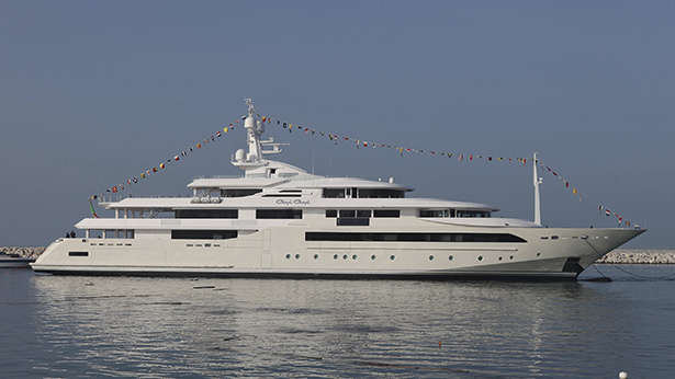 chopi chopi yacht CRN superyacht luxury yacht motor yacht custom yacht new launch