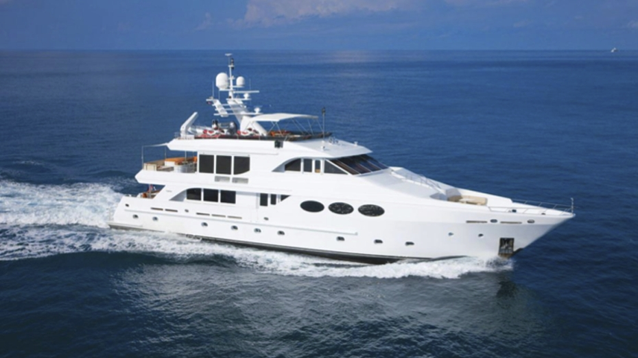 Chosen One Yacht For Sale