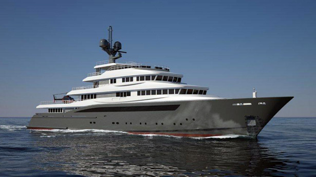 Columbus Global Explorer yacht for sale