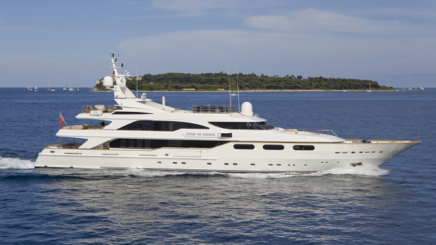 Cuor di Leone yacht for sale