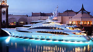 yacht Diamonds Are Forever sold