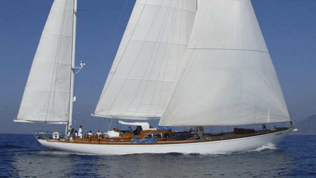Gitana IV yacht for sale