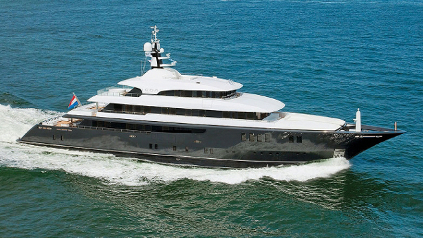 Icon yacht for sale