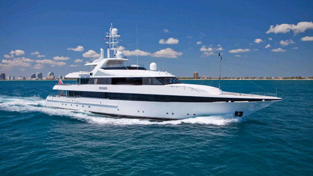 Kisses yacht for sale