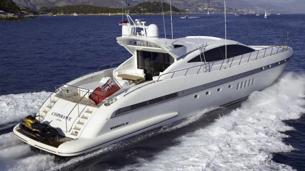 Legenda yacht for sale