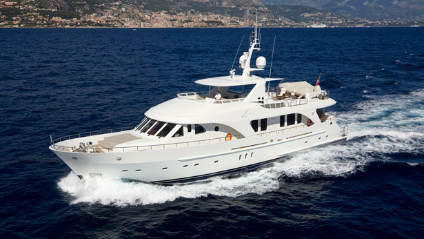 Livia yacht for sale
