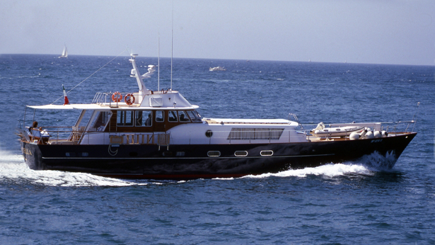 Magica Stella yacht for sale