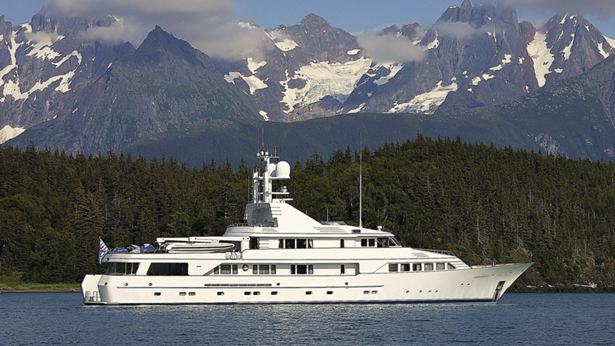 Marion Queen yacht for sale