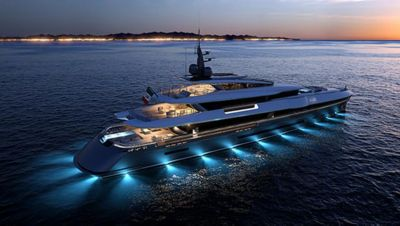 Lighting design yacht yacht lighting projects picture gallery