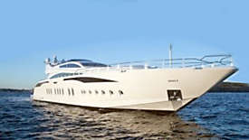 motor yacht lisa available for charter