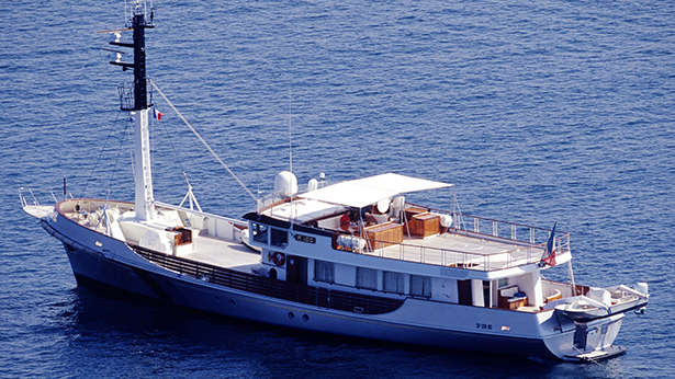 f100 yacht CRN superyacht luxury yacht motor yacht custom yacht