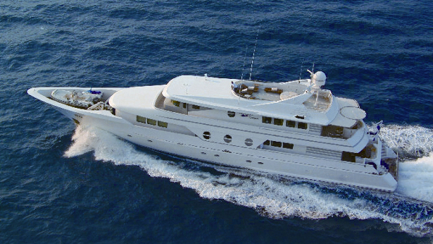 Northern Cross yacht for sale
