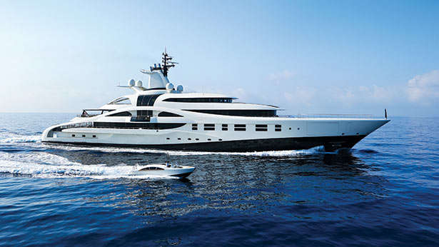 palladium custom yacht tender