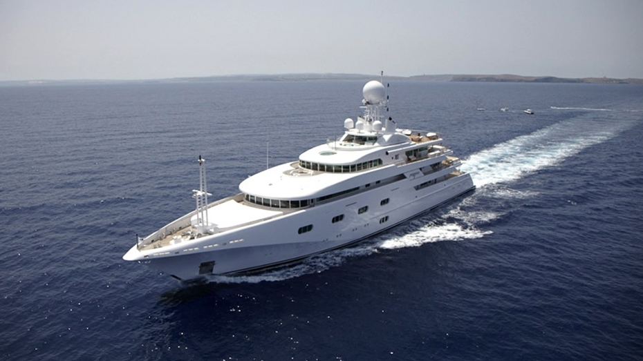 Pegasus V Yacht For Sale