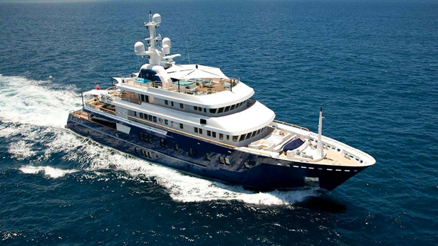 Polar Star yacht for sale