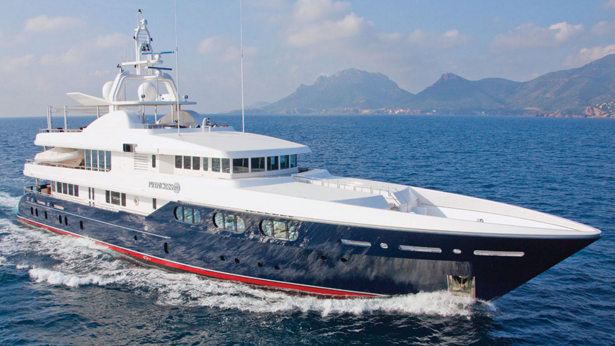 Princess Too yacht for sale