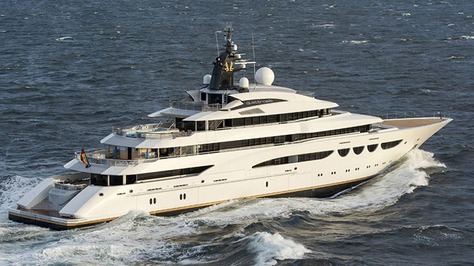 Quattroelle yacht for sale