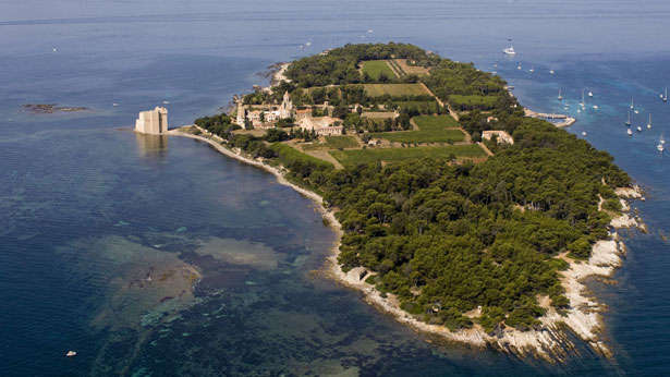 L'Ile Saint-Honorat