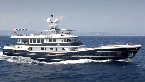 Shandor yacht for sale